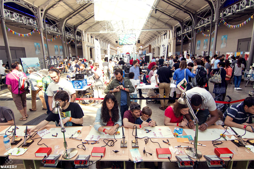 Maker Faire In Paris To Be Fair Could Be Better Makery
