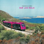 Pochette de la compilation Sur les rails (Dokidoki éditions et collectif MU). © DR
