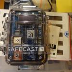 Le DIY bGeigie Nano de Safecast. © Cherise Fong