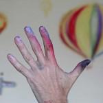 Les mains, outil essentiel du maker, et pas que pour taper au clavier. © Marco Estrella