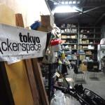 Au Tokyo Hackerspace. © Cherise Fong