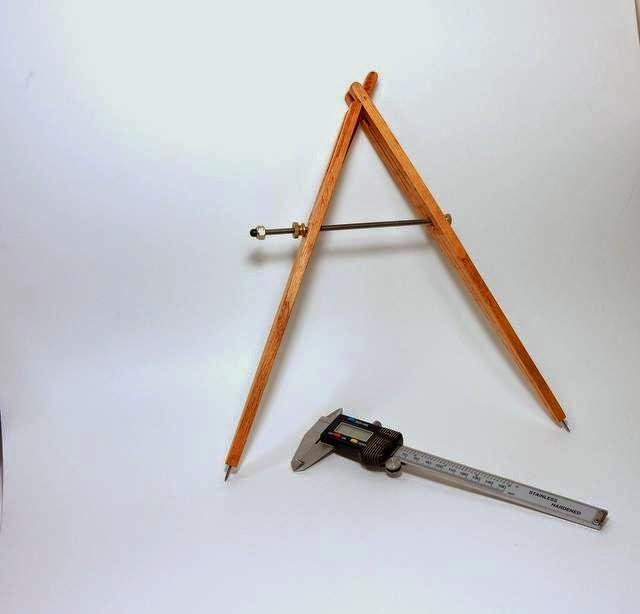 bricole it yourself sp cial rentr e fabriquer un compas makery. Black Bedroom Furniture Sets. Home Design Ideas